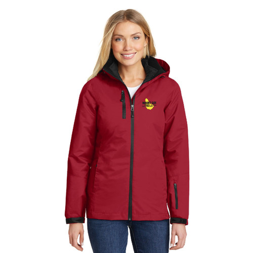 SALE! Mount Gay® Rum Women's Vortex Waterproof 3-in-1 Jacket by Port Authority®