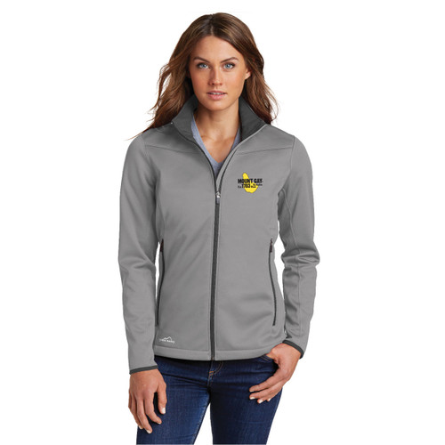 Mount Gay® Rum Women's Weather-Resist Soft Shell Jacket by Eddie Bauer®