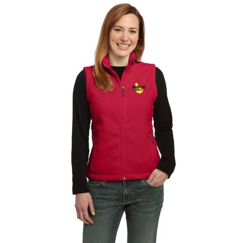 Mount Gay® Rum Women's Value Fleece Vest by Port Authority®