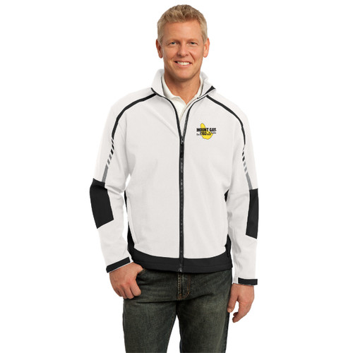 Mount Gay® Rum Embark Soft Shell Jacket by Port Authority®