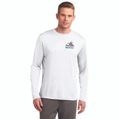 Golden Gate Yacht Club Manuel Fagundes Regatta Men's Wicking Shirt