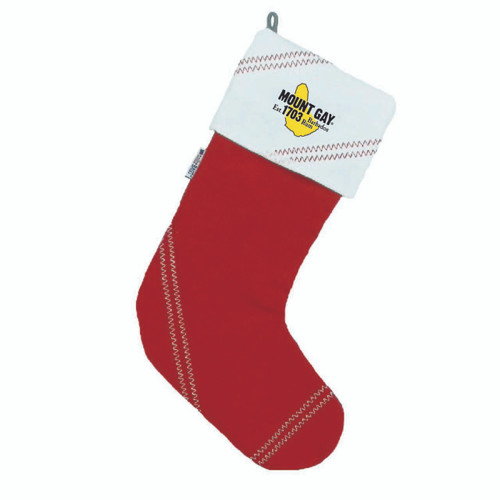 Mount Gay® Rum Christmas Stocking by SailorBags®