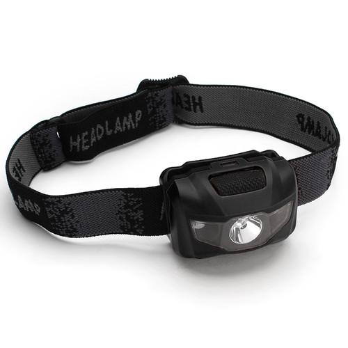 LED Headlamp (Black)