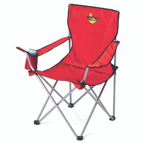 NEW! Mount Gay® Rum Folding Beach Chair