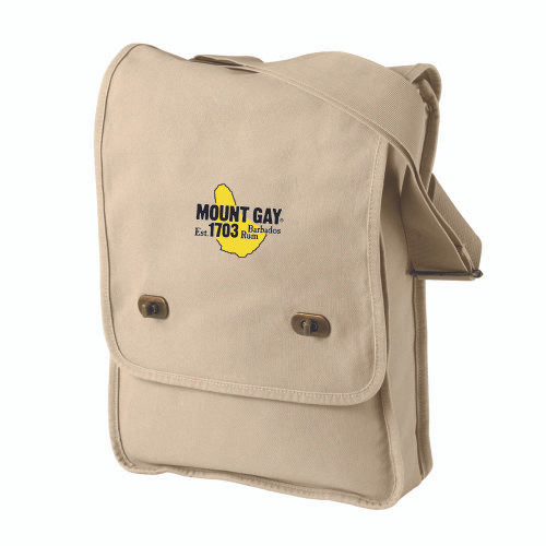 Mount Gay® Rum Canvas Field Bag (Putty)