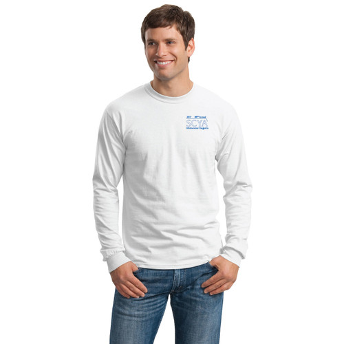 SCYA Midwinter Regatta 2017 Cotton Long Sleeve Shirt