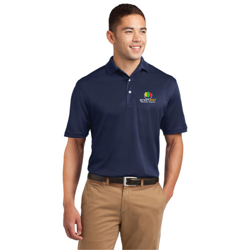 SCYA Midwinter Regatta 2017 Men's Wicking Polo
