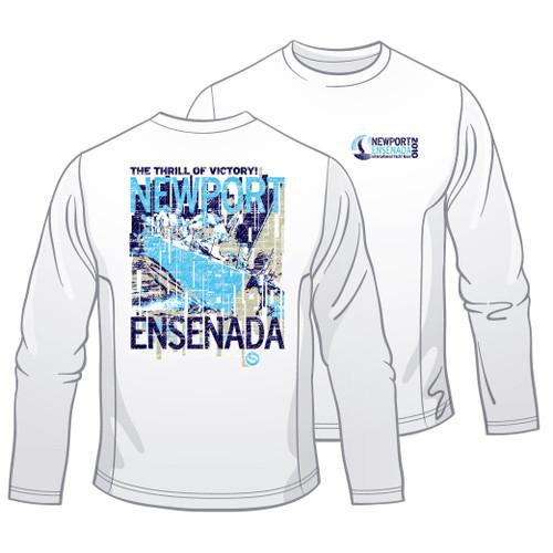 CLOSEOUT! Newport to Ensenada Wicking Shirt 2010