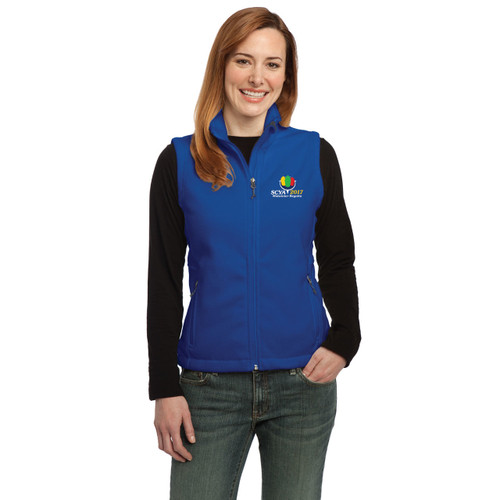 SCYA Midwinter Regatta 2017 Women's Fleece Vest