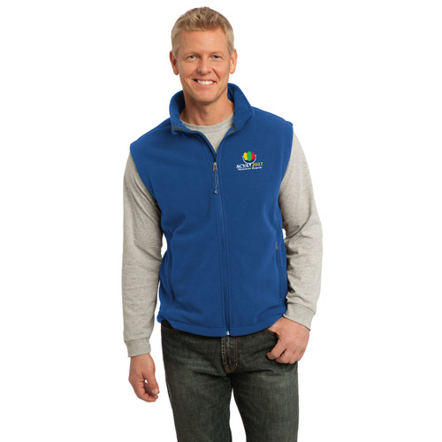 SCYA Midwinter Regatta 2017 Men's Fleece Vest