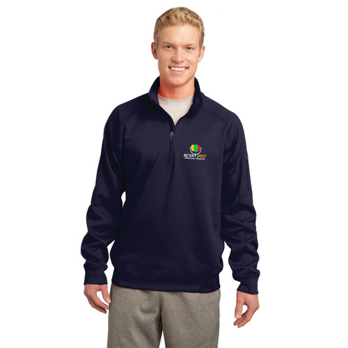 SCYA Midwinter Regatta 2017 Men's Wicking Fleece Pullover