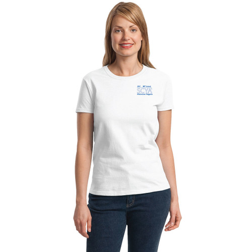 SCYA Midwinter Regatta 2017 Women's Cotton T-Shirt