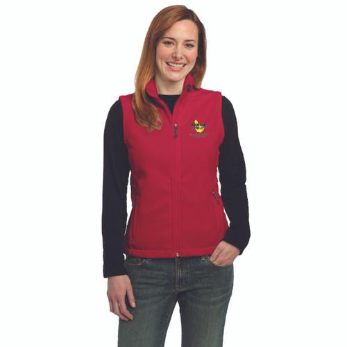 Mount Gay® Rum Quantum Key West Race Week Women's Vest (Red)