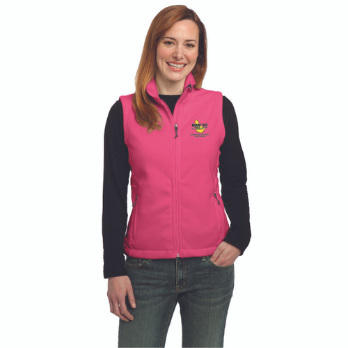 Mount Gay® Rum Quantum Key West Race Week Women's Vest (Pink)