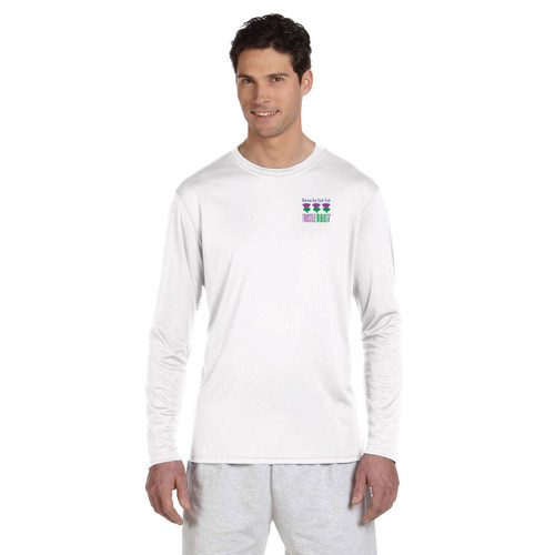 Thistle Midwinters West Mission Bay Yacht Club 2017 Men's Wicking Shirt
