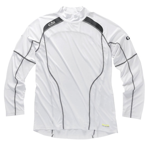 Men's Race Hi-Crew Wicking Shirt by Gill
