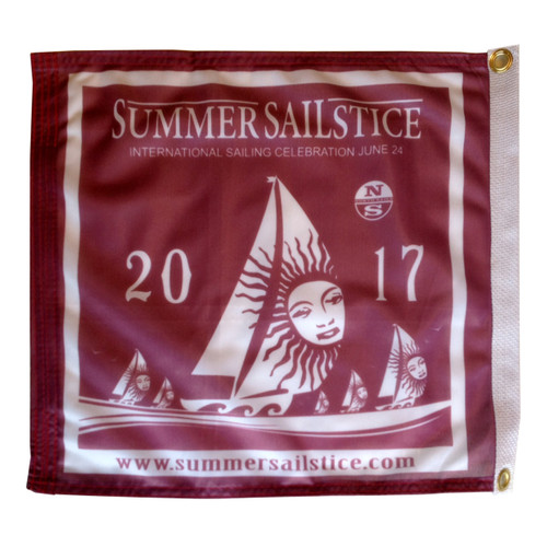 2017 Summer Sailstice Burgee