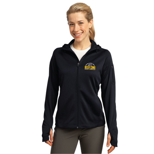 CRA Beer Cans San Diego Wicking Fleece Hoodie (CUSTOMIZABLE)