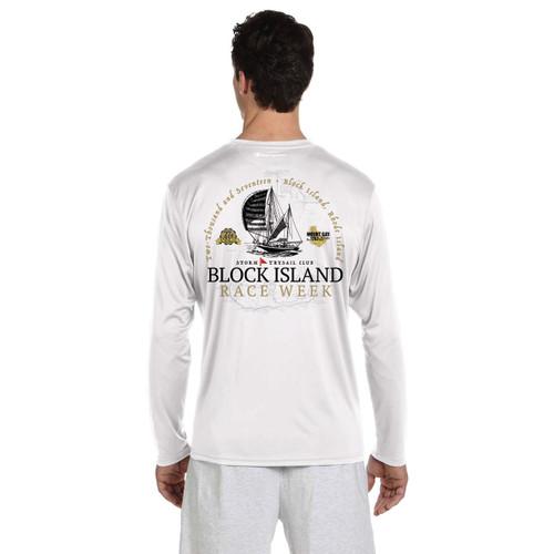 Mount Gay® Rum Block Island Race Week 2017 UPF 50+ Wicking Shirt