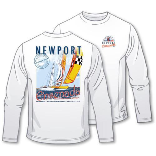 CLOSEOUT! Newport to Ensenada 2011 Moisture Wicking Shirt