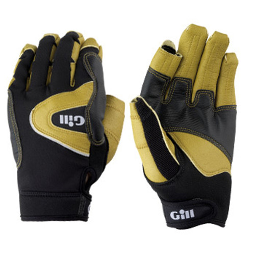 SALE! Gill® Long Fingered Pro Sailing Gloves
