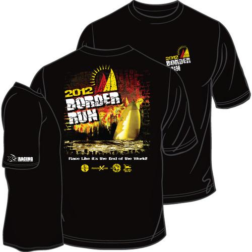 CLOSEOUT! Border Run 2012 T-Shirt