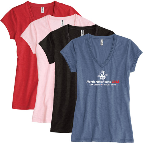 CLOSEOUT! J/105 North Americans 2012 Women's V-Neck