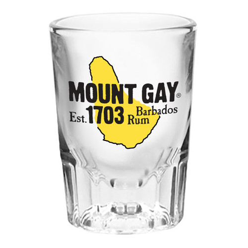 Mount Gay® Rum Shot Glass