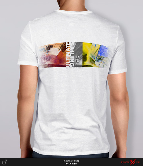 CLOSEOUT! Sailing Collage T-Shirt by Ultimate Sailing