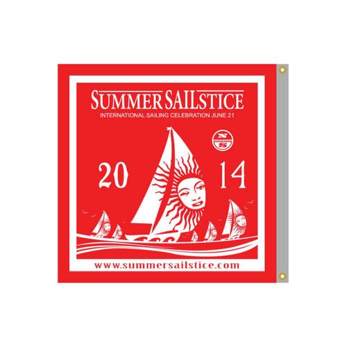 SALE! 2014 Summer Sailstice Burgee