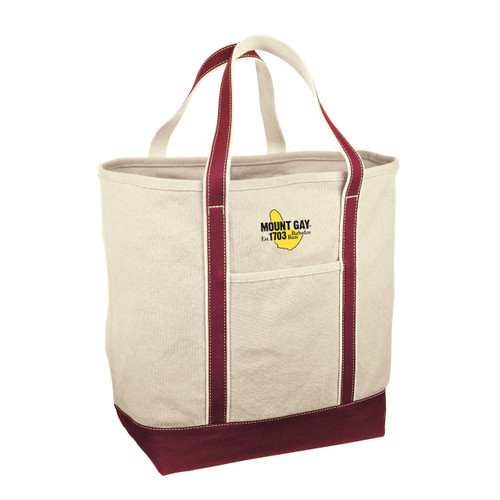 Mount Gay® Rum Large Canvas Tote by Red House®