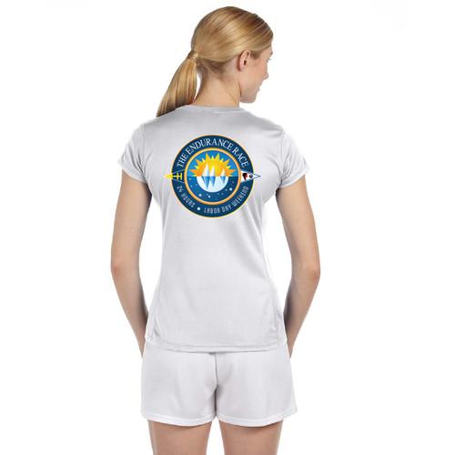 The Endurance Race 2014 Women's Wicking Shirt