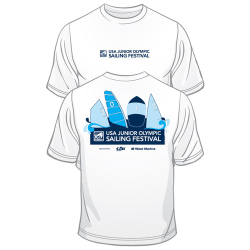 CLOSEOUT! US Junior Olympics 2012 Youth T-Shirt
