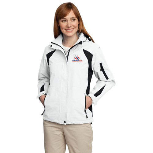 CLOSEOUT! Vineyard Race Women's Waterproof Jacket