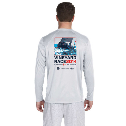 SALE! Vineyard Race 2014 Wicking Shirt