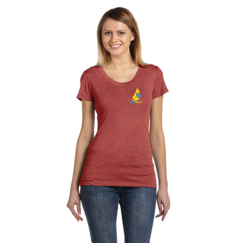 SALE! 2015 Summer Sailstice Women's Scoop T-Shirt