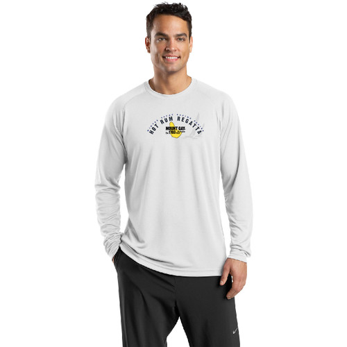 CLOSEOUT! Mount Gay® Rum Hot Rum Regatta Wicking Shirt