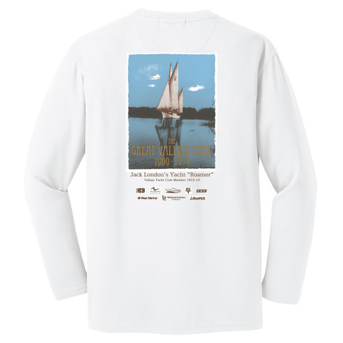 CLOSEOUT! Great Vallejo Race 2014 Wicking Shirt