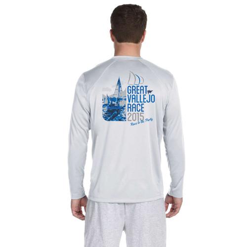 Great Vallejo Race 2015 Men's Wicking Shirt