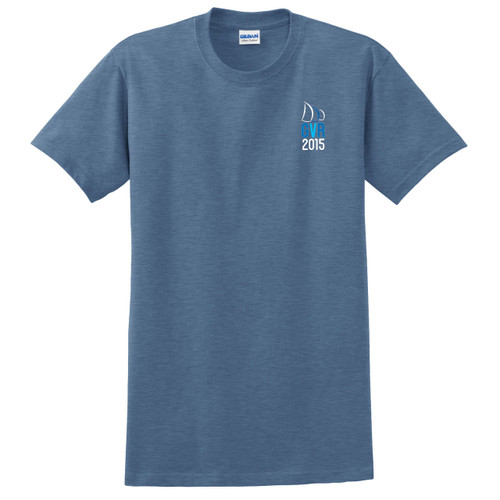 CLOSEOUT! The Great Vallejo Race 2015 Short Sleeve Cotton T-Shirt
