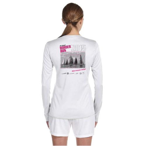 SALE! Border Run 2015 Women's Wicking Shirt