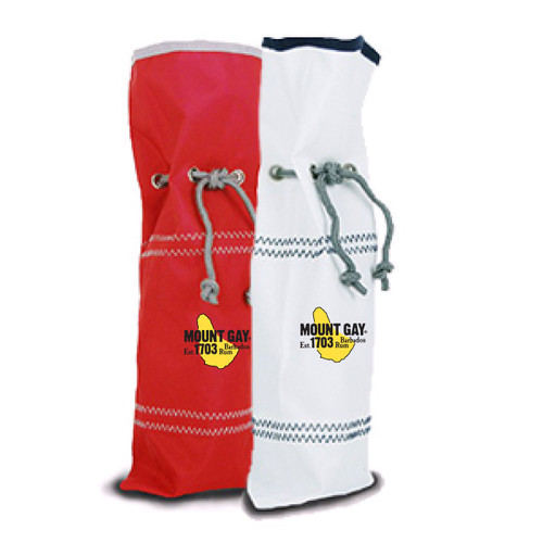 Mount Gay® Rum Bottle Gift Bag by SailorBags®