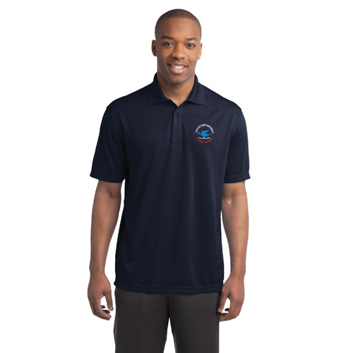 Snipe Nationals 2015 Men's Wicking Polo Shirt