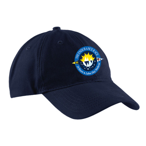 NEW! The Endurance Race Cotton Cap