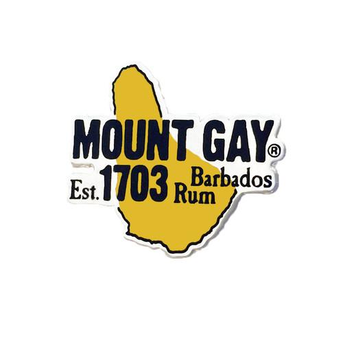 Mount Gay® Rum Logo Pin