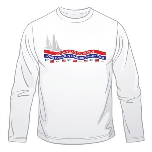 Golden Gate YC & Royal Hamilton ADC Wicking Shirt (A3)