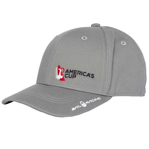 America's Cup 2017 Trucker Cap (Gray)