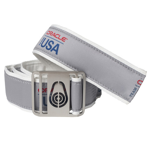 Oracle Belt (White)