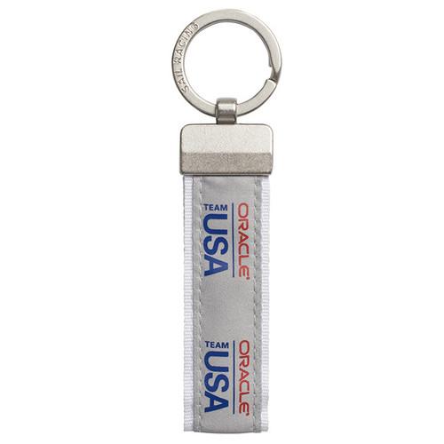 Oracle Key Ring (White)
