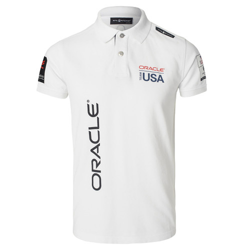 Oracle Polo (White)